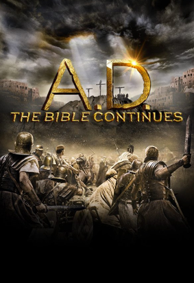 AD The Bible Continues